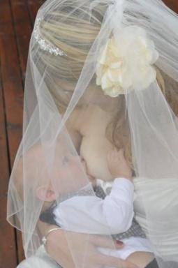 Breastfeeding with Lifelong Wedding Ceremonies in OKC