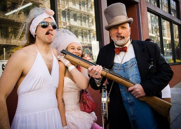 Daddy Says Y All Gotta Get Hitched Saga Of A Shotgun Wedding