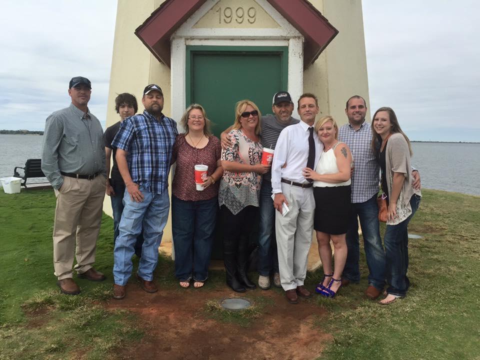 Lighthouse Wedding in Oklahoma