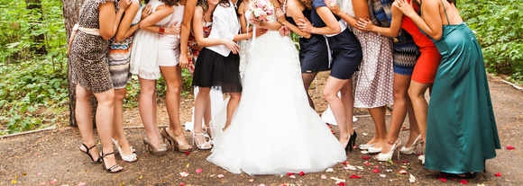 Weddings are Expensive! Dr. John Patrick Keefe II Teaches You How to Keep Costs Down for Your Bridesmaids.