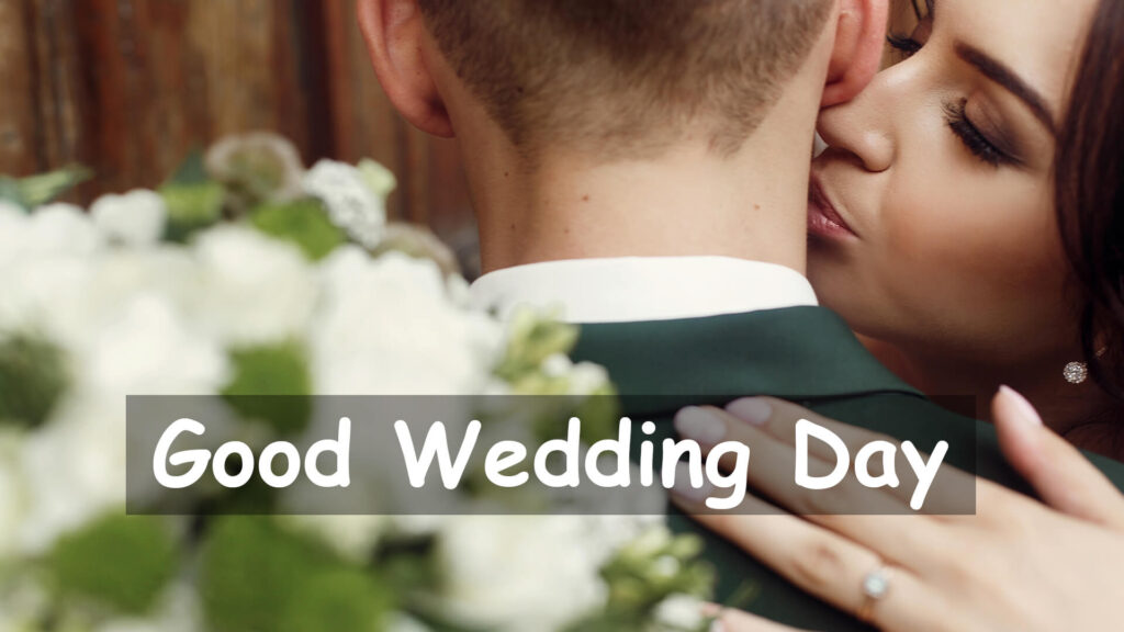 Good and Surprising Wedding Day