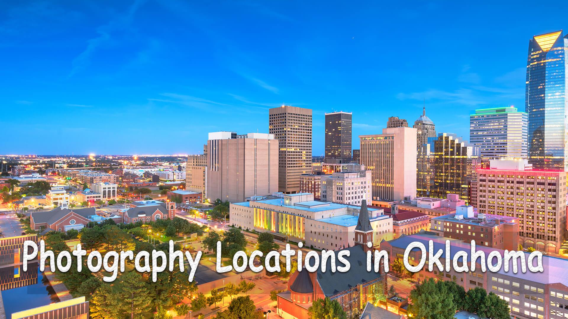 Photography in Oklahoma