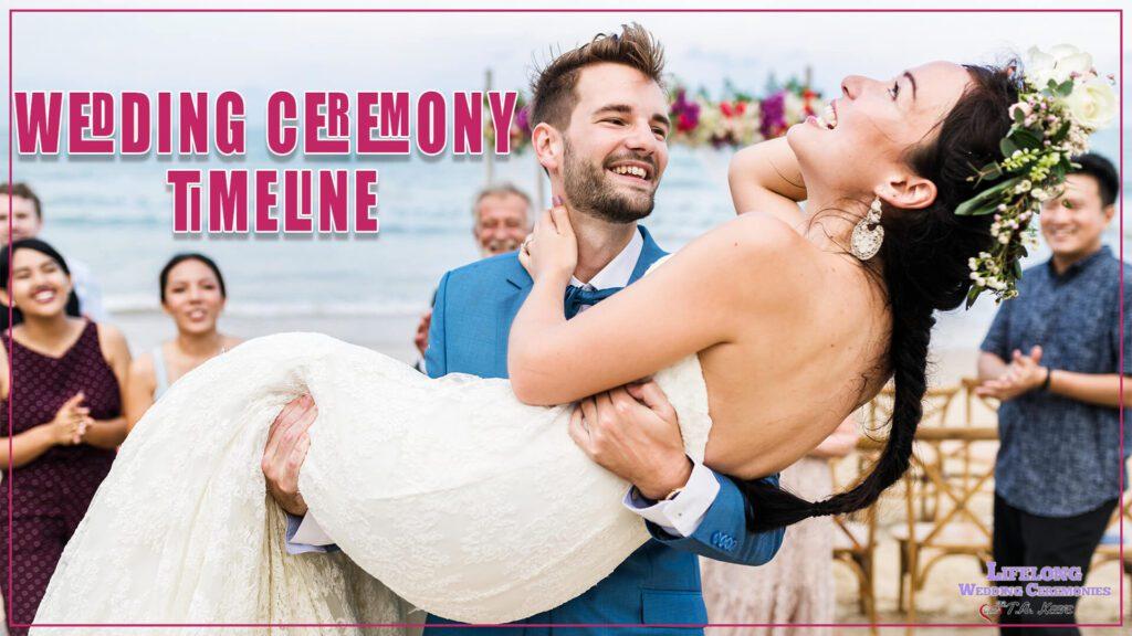Wedding Ceremony Timeline
